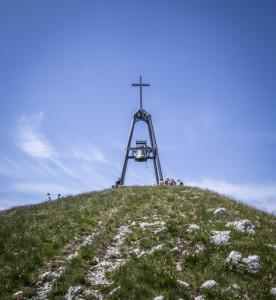 Monte Bronzone - Cima
