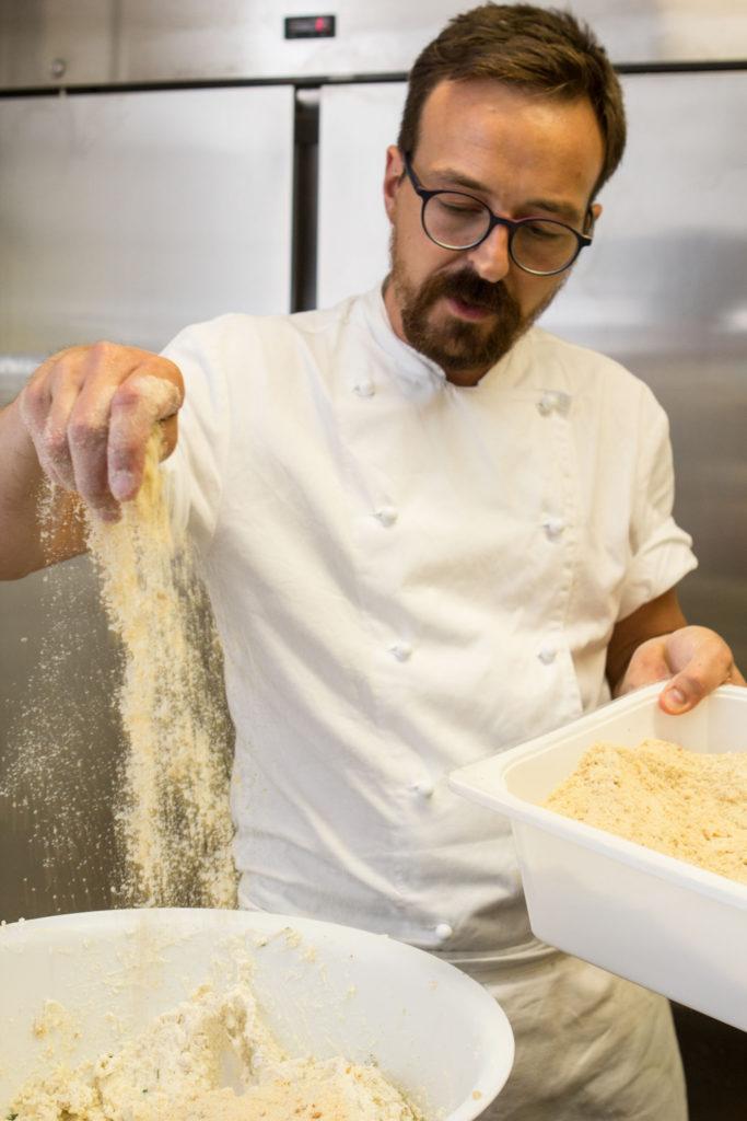 Claudio Rubis chef Zogno