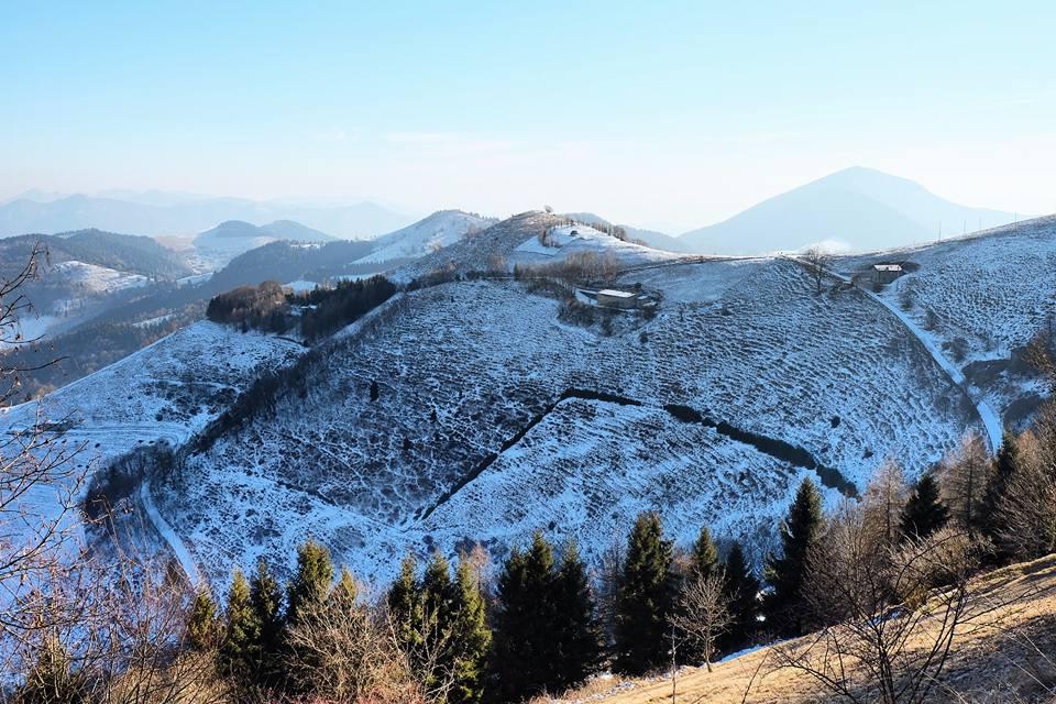 Monte Bronzone - Dai colli di San Fermo