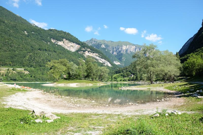 Lago di Tenno e dintorni, a spasso con gusto