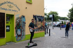 Busker Galway