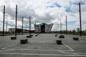 Titanic quarter - Belfast
