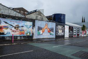 Falls Road - Belfast 2