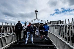 Millenium bridge - Dublin
