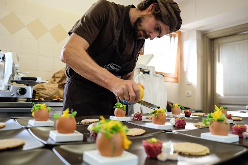 Quando la macelleria diventa arte gastronomica